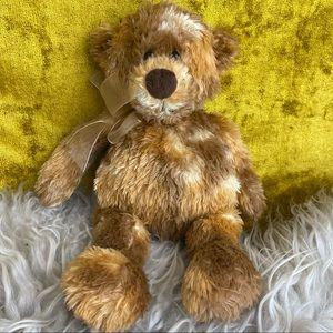 GUND Vintage Gotta Getta Golden Plush Bear Toy